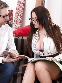 British Nylon Porn
