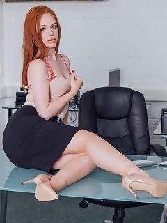 Boss Nylon Porn