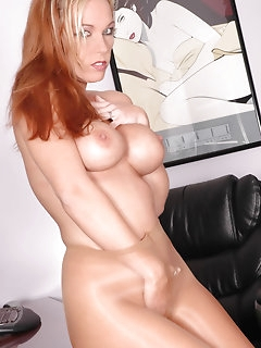 Horny Nylon Porn