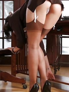 Beautiful Nylon Porn
