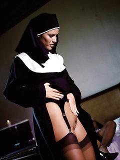Uniform Nylon Porn