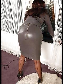 Leather Nylon Porn